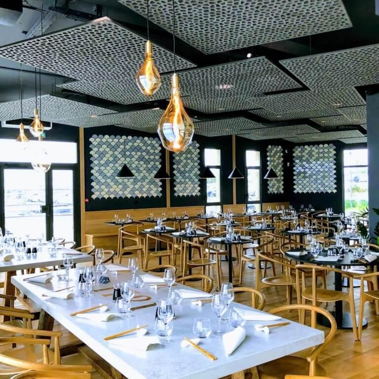 ambiance restaurant marseille