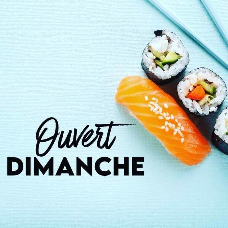 ouvert dimanche restaurant Marseille